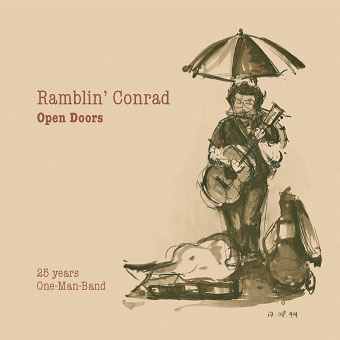 Ramblin' Conrad - Open Doors